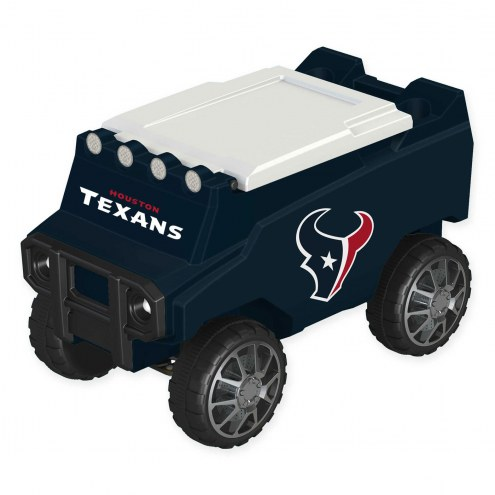 Houston Texans Remote Control Rover Cooler