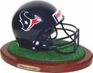 Houston Texans Collectible Football Helmet Figurine