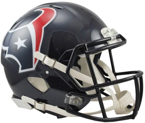 Houston Texans Riddell Speed Full Size Authentic Football Helmet
