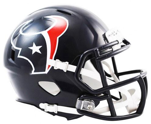 Houston Texans Riddell Speed Mini Collectible Football Helmet
