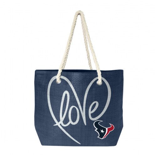 Houston Texans Rope Tote