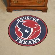 Houston Texans Rounded Mat