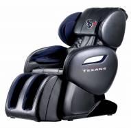 Houston Texans Shiatsu Zero Gravity Massage Chair