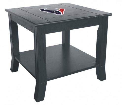 Houston Texans Side Table
