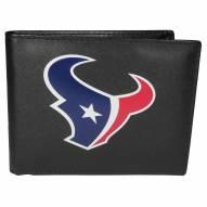 Houston Texans Large Logo Bi-fold Wallet