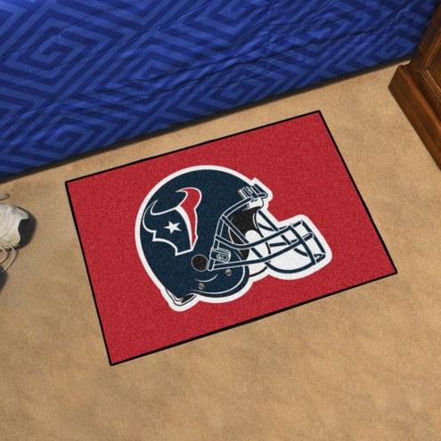 Houston Texans Starter Rug