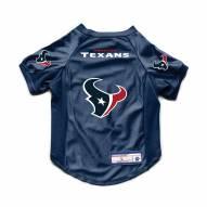 Houston Texans Stretch Dog Jersey