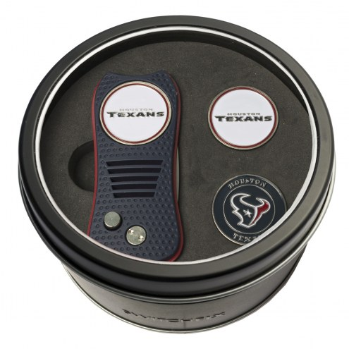 Houston Texans Switchfix Golf Divot Tool & Ball Markers