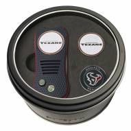 Houston Texans Switchfix Golf Divot Tool & Ball Markers