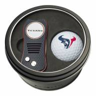 Houston Texans Switchfix Golf Divot Tool & Ball