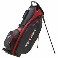 Houston Texans Wilson NFL Carry Golf Bag