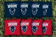 Howard Bison Cornhole Bag Set