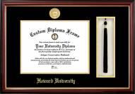 Howard Bison Diploma Frame & Tassel Box
