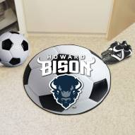 Howard Bison Soccer Ball Mat