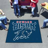 Howard Bison Tailgate Mat