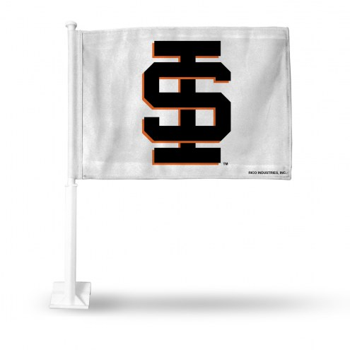 Idaho State Bengals Car Flag
