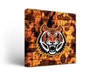 Idaho State Bengals Fight Song Canvas Wall Art