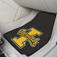 Idaho Vandals 2-Piece Carpet Car Mats