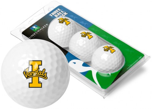 Idaho Vandals 3 Golf Ball Sleeve