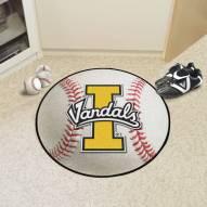 Idaho Vandals Baseball Rug