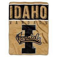 Idaho Vandals Basic Plush Raschel Blanket