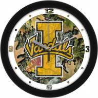 Idaho Vandals Camo Wall Clock