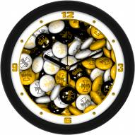 Idaho Vandals Candy Wall Clock