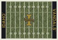 Idaho Vandals College Home Field Area Rug