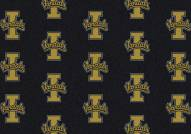 Idaho Vandals College Repeat Area Rug