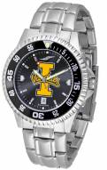 Idaho Vandals Competitor Steel AnoChrome Color Bezel Men's Watch