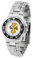 Idaho Vandals Competitor Steel Women's Watch