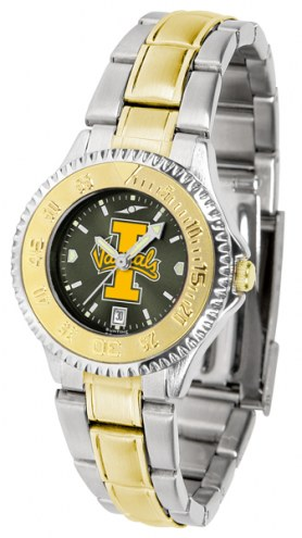 Idaho Vandals Competitor Two-Tone AnoChrome Women's Watch