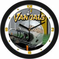 Idaho Vandals Football Helmet Wall Clock