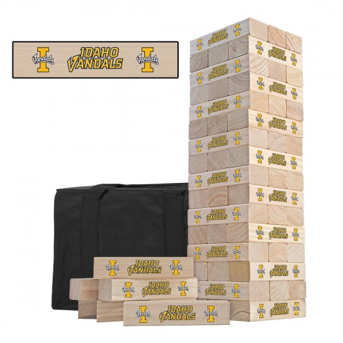 Idaho Vandals Gameday Tumble Tower
