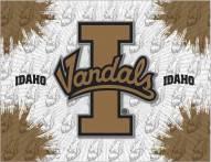 Idaho Vandals Logo Canvas Print