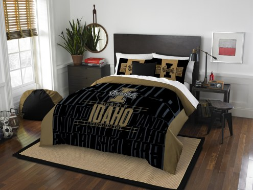 Idaho Vandals Modern Take Full/Queen Comforter Set