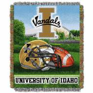 Idaho Vandals NCAA Woven Tapestry Throw Blanket