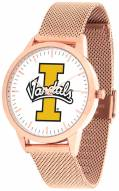 Idaho Vandals Rose Mesh Statement Watch
