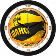 Idaho Vandals Slam Dunk Wall Clock
