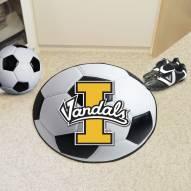 Idaho Vandals Soccer Ball Mat