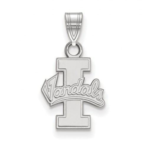Idaho Vandals Sterling Silver Small Pendant