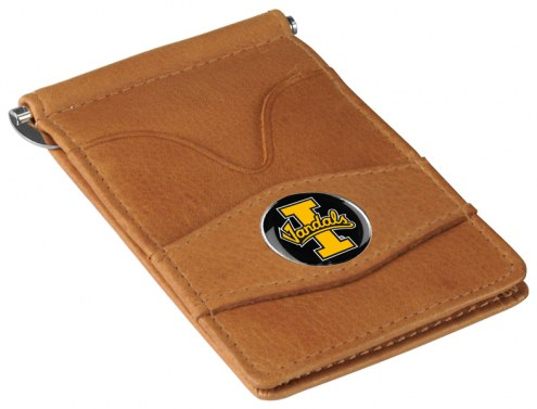Idaho Vandals Tan Player's Wallet