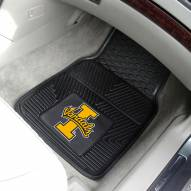Idaho Vandals Vinyl 2-Piece Car Floor Mats