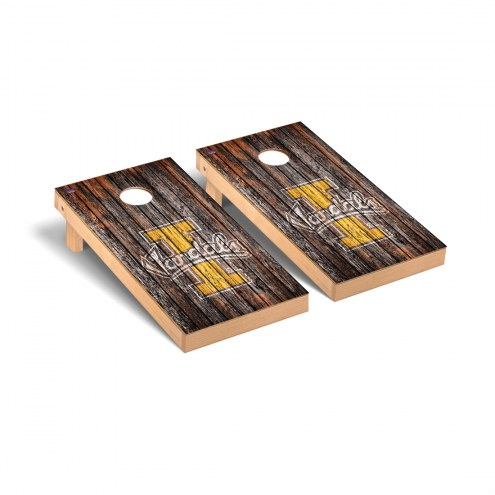 Idaho Vandals Weathered Cornhole Game Set