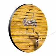 Idaho Vandals Weathered Design Hook & Ring Game