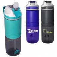 Igloo 24 oz. Swift Silicone Straw Custom Water Bottle