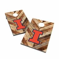 Illinois Fighting Illini 2' x 3' Cornhole Bag Toss