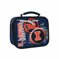 Illinois Fighting Illini Accelerator Lunch Box