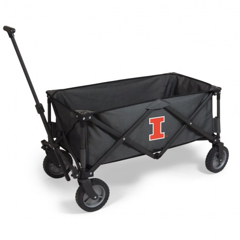 Illinois Fighting Illini Adventure Wagon