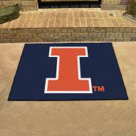 Illinois Fighting Illini All-Star Mat
